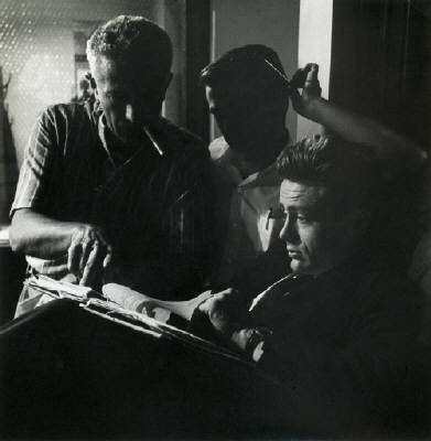 Bob_Willoughby_James_Dean_with_director__Nicholas_Ray_and_still_p_2612_41